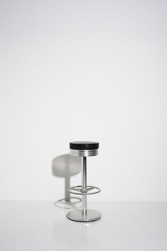 london photography studio prop black stool