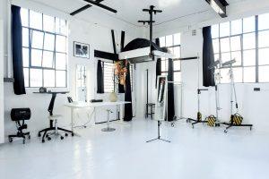 beautiful natural light photography studio london