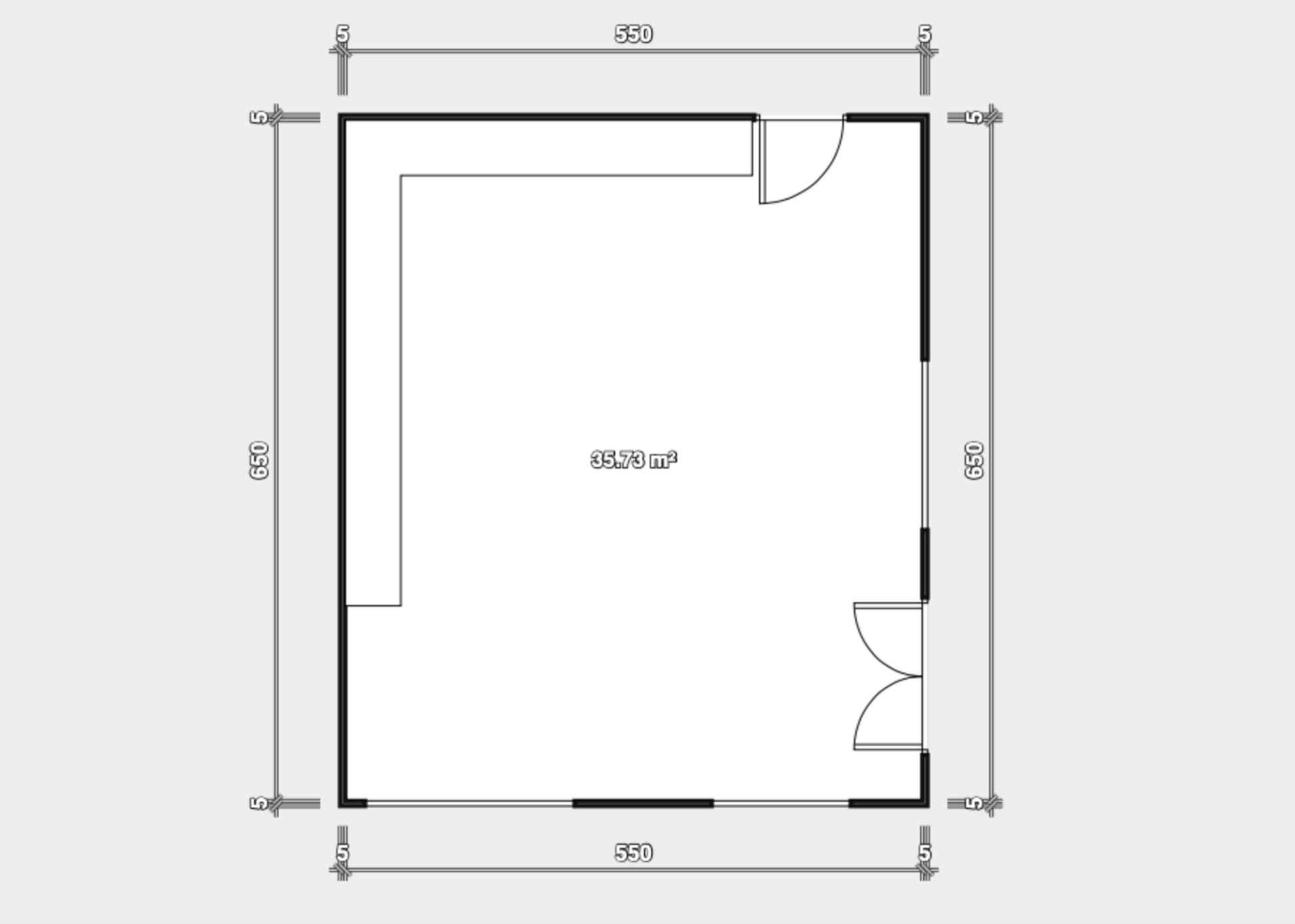 photography studio london floor plan